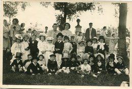 BRUNOY Ou YERRES (91) -  GRANDE PHOTO De La FAMILLE GILOPPE - - Personnes Identifiées