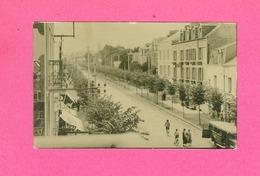 RARE  CARTE  PHOTO.  35.  PARAME.  BD  DE  ROCHEBONNE  HOTEL REGINA. BUS - Parame