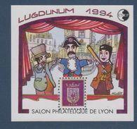 CNEP-1994-N°18** LUGDUNUM.Salon Philathélique De LYON - CNEP