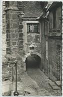 Seignelay-Le Passage Sous La Sacristie De L'Église Saint-Martial (CPSM) - Seignelay
