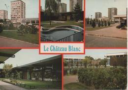 St Etienne Du Rouvray Le Chateau Blanc Vues - Saint Etienne Du Rouvray