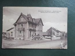 CPA 90 DANJOUTIN RESTAURANT DE LA CARPE D'OR - Danjoutin