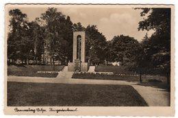 Allemagne-BRAUNSBERG-Ostpr. Kriegerdenkmal - CPA - Ostpreussen