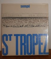 Sempé. Saint-Tropez. 1971. - Art