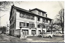 AUTRANS  Hôtel De La Poste ( 203 Peugeot) ( 9x14) - Frankrijk