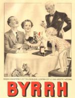 """PUB  """" BYRRH """"  Par  Georges LEONNEC   1934  ( 15  ) - Autres"""