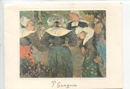 Paul Gauguin 1848/1903 : Les Bretonnes (cp Double Vierge) - Bretagne