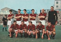 Cartolina - Postcard / Non Viaggiata - Unsent  - Squadra Del Milan Anno 1967/68 - Football