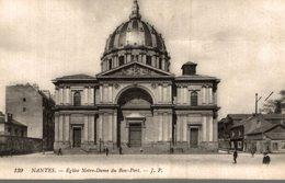 44 NANTES EGLISE NOTRE-DAME DU BON PORT - Nantes