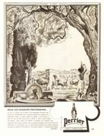 """PUB  """" PERRIER """"    1941  ( 3  ) - Perrier"""
