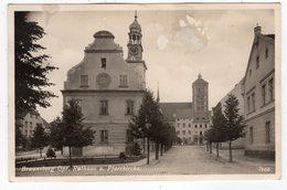 Allemagne-BRAUNSBERG-Opr.Rathaus U. Pfarrkirche. - CPA - Ostpreussen