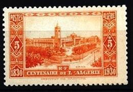 Année 1930-N°87 Neuf**MNH : Centenaire De L'Algérie   (5c) - Neufs