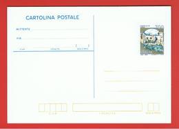 REPUBBLICA:  1992  I.P.  CASTELLO  DI  CARINI  -  £. 700  POLICROMO  N. -  FIL. C 221 - Postwaardestukken