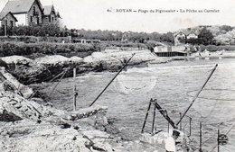 ROYAN  Plage Du Pigeonnier, La Pêche Au Carrelet - Royan
