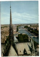 Paris - La Flèche De Notre-Dame - Notre Dame De Paris