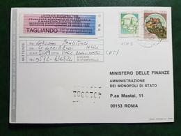 (24359) STORIA POSTALE ITALIA 1996 - 6. 1946-.. Repubblica