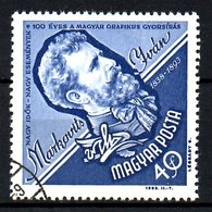 HONGRIE. N°1590 Oblitéré De 1963. Sténographie. - Langues