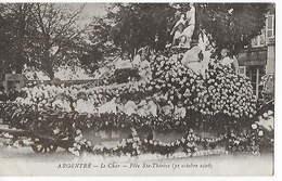 53 - ARGENTRÉ - Le Char De La Fête De Ste Thérèse En 1926         BA - Argentre