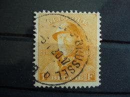 Belgique:175 Oblitéré Roi Albert Casqué - Belgium