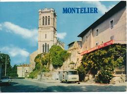 MONTELIER (26.Drôme) L'église - France