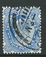 Inde Anglaise    - Yvert N° 44 Oblitéré - Ava27232 - 1902-11 King Edward VII
