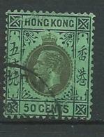 Hong Kong   - Yvert N° 88 Oblitéré - Ava27238 - Used Stamps