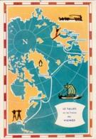 FINLANDE  :  Carte Porcelaines Le Tallec . Oblitération De Helsinki - Finlandia