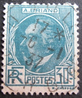 R1680/499 - 1933 - ARISTIDE BRIAND - N°291 ☉ - Used Stamps