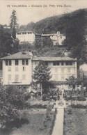 CIVIASCO-VERCELLI-VILLE DURIO-CARTOLINA VIAGGIATA IL 23-9-1918 - Vercelli
