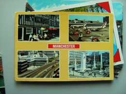 Engeland England Lancashire Manchester Nice Views - Manchester