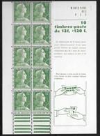 """Carnet 1010-C1 Marianne De Müller Couverture """"mains"""" - Carnets"""