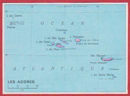 Iles De Açores Portugal. Encyclopédie De 1970 - Vieux Papiers