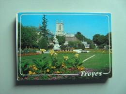 Frankrijk France Frankreich Aube Troyes Jardin - Troyes