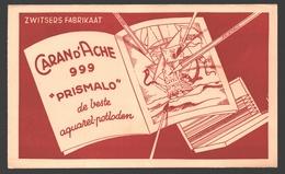 Vloeipapier / Buvard - Caran D'Arche - Prismalo - De Beste Aquarel-potloden - Papeterie