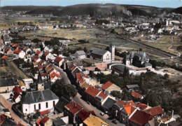 GUDINGEN (Saar) - Luftaufnahme - Dorfmitte - Saarbruecken