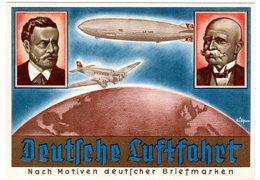 Privatganzsache Zur Olympia-PWZ-Ausstellung 1935 - Deutschland