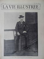 FORT CHABROL JULES GUÉRIN COUP D'ÉTAT AVORTÉ- SAC ÉGLISE SAINT-JOSEPH- AFFAIRE DREYFUS- ANVERS- VIE ILLUSTRÉ 24/08/1899 - Magazines - Before 1900