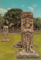 HONDURAS - Estela Maya 1975 - Ruinas De Copan - Lincoln Stamp - Honduras