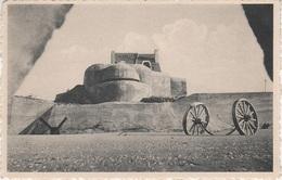CPA AK Artillerie Armée Belge Gun War 1. / 2. Weltkrieg Guerre WW1 WW2 Militaria Militaire Militär Belgique Belgium - Ausrüstung