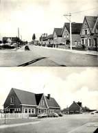 Merelbeke - Lot Of 2 Kaarten Station & Van Goethemstraat (animatie Oldtimer) - Merelbeke