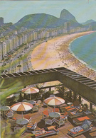 BRAZIL - Rio De Janeiro 1983 - Copacabana Beach - Rio De Janeiro