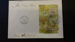 First Day Sheet: Europa - La Forêt  . Série Numéro Bl194 - FDC