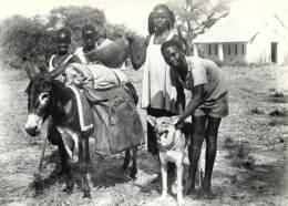 Nord CAMEROUN  Depart En Tournée édition Missionnaires Oblats (scan Recto-verso) FRCR00064 P - Cameroon