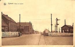 Eghezée - Route De Louvain (animée) - Eghezée