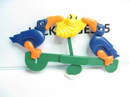 KINDER ALLEMAND 661295 1998  + BPZ - Montables