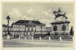 København Amalienborg Slot- 1946 - Rudolf Olsen - Denmark