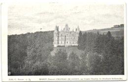 Mozet (Namur) - Château De Goyet Au Comte Charles De Diesbach-belleroche - Gesves