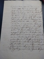 Lettre 1756.  Luxembourg ??? 7 Pages - Luxembourg