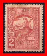 HUNGRIA -- MAGYAR POSTA ( EUROPA )  SELLO AÑO 1906   FISCALES   ( Usados ) - Rumania