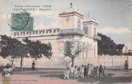 Afrique-Sénégal  DAKAR Mosquée FORTIER 2133 *PRIX FIXE - Senegal